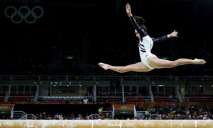 Courtney McGregor NZL Rio Olympics 2016