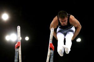 Misha Koudinov - photo credit Getty Images