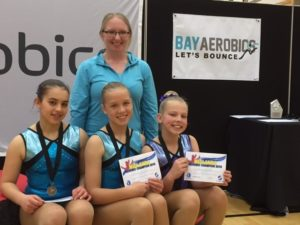 Regional Aerobics Champs Bay Aerobics