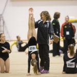 NZ Gymsports Championships coaching