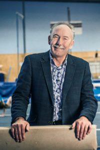 Dr Denis Mowbray Chairman GymSports NZ